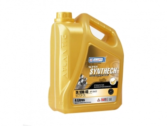 ATLANTIC MOTOR OIL SYNTHETIC 10W-40 SN/CI4
